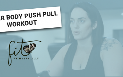 Upper body push/pull